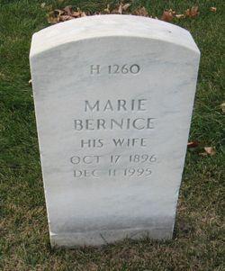Marie Bernice Gary