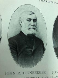John R. Lionberger