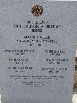 Weber Family Cemetery