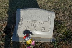 Bettie Lou <I>Bowman</I> Betts