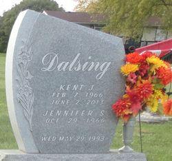 Kent J Dalsing