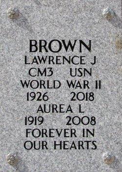 Aurea L <I>Beauregard</I> Brown