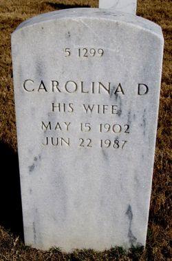 Carolina <I>Dowd</I> Garcia