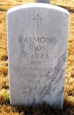 Raymond Rios Garza