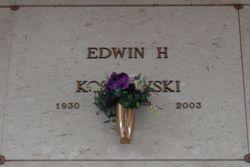 Edwin H Kozlowski