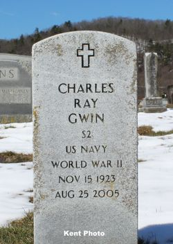 Charles Ray Gwin