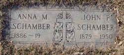 John P. Schamber