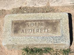 Sofia Alderete
