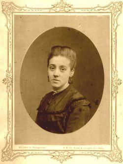 Anna Elizabeth <I>Etzler</I> Buckey