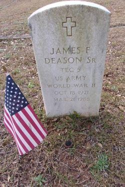James F. Deason, Sr