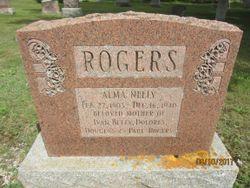 Alma <I>Neely</I> Rogers