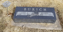 Delores L <I>Tschantz</I> Burich