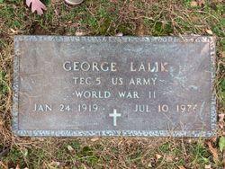 George J. Lalik
