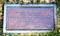 Katherine Lena Curnett