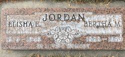 Bertha J <I>Morris</I> Jordan