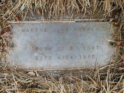 Martha Jane Morris