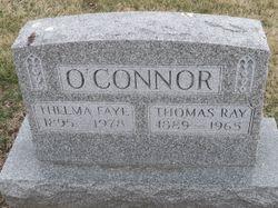 Thomas Ray O'Connor