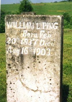 """William Lucian """"Peddler"""" Ping"""