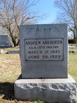 Andrew Aberdeen