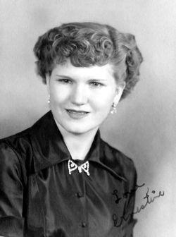Ernestine Marie <I>Rhoden</I> Hopkins
