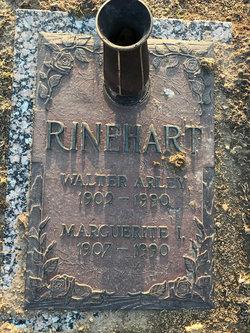 Walter Arley Rinehart