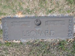 Virgie Josephine <I>Hatfield</I> Leonard