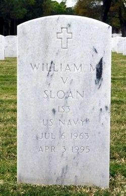 William M V Sloan