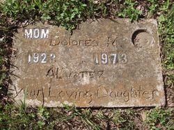 Dolores M. Alvarez