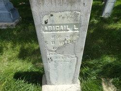 Abigail <I>Little</I> Helms