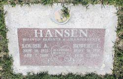 Louise Adele <I>McInnes</I> Hansen