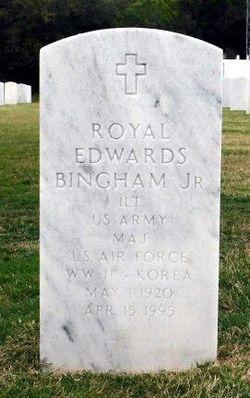 Royal Edwards Bingham, Jr