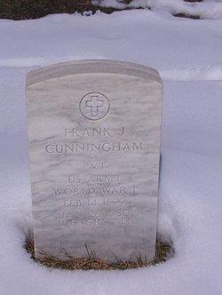 Frank J Cunningham