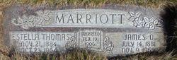 James Oliver Marriott