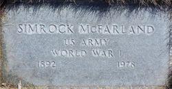 Simrock McFarland
