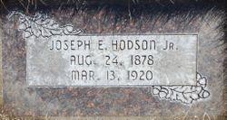 Joseph Ephraim Hodson, Jr