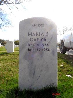 Maria S Garza