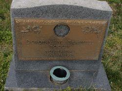 """Dorothy Marie """"Boocie"""" <I>Johnson</I> Braswell"""