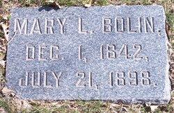Mary L. Bolin
