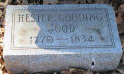 Hester Gooding Good