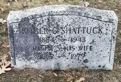 Ruth <I>Sykes</I> Shattuck