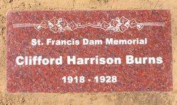 Clifford Harrison Burns