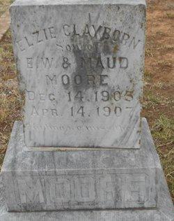 Elzie Clayborn Moore