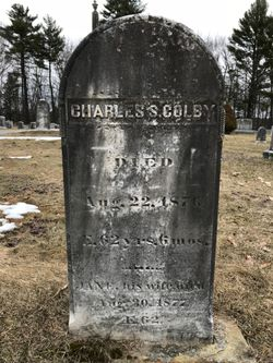 Charles Sargent Colby