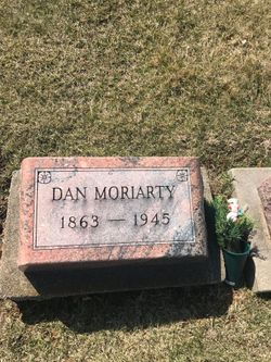 Daniel Moriarty