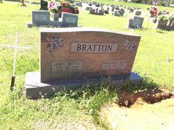 Margaret Jane <I>Smallwood</I> Bratton