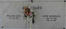 Joyce <I>Boudreaux</I> Broussard