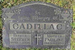 """Stephen """"Steve"""" Cadillac"""