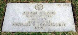 Adam Craig Beyersdorff