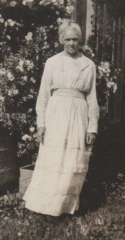 Margaret Elizabeth <I>Anderson</I> Thompson