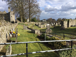Athlumney Old Graveyard